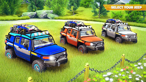 Offroad Jeep Driving 2020: 4x4 Xtreme Adventure filehippodl screenshot 8