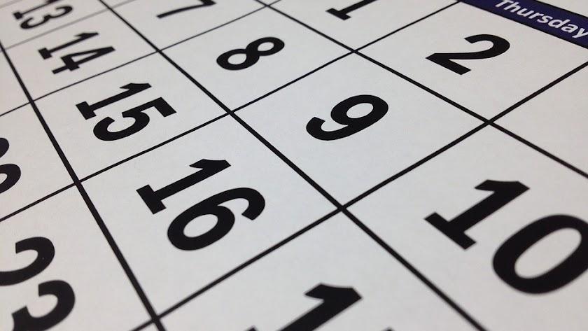 Aprobado el calendario de fiestas laborales en Andalucía para el año 2020.