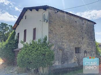 maison à Montazeau (24)
