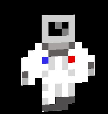 Astronaut Totem