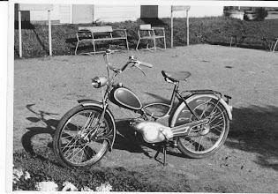 Photo: Tunturi 56 ensimmäinen Puch -koneinen proto