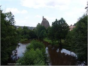 Photo: Chapelle Saint Michel Aiguilhe Le Puy-en-Velay. Auvernia ( Francia) http://www.viajesenfamilia.it/