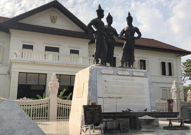 Centro cultural e artistico de Chiang Mai