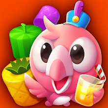 Juicy World : blast icon