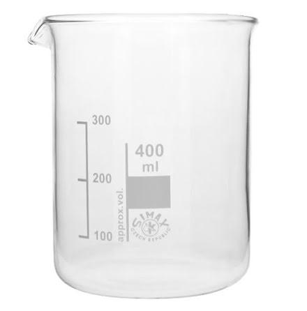Becherglas 400 ml