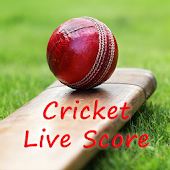 Live cricket with match schedule and score.
