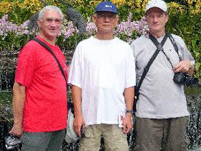 Photo: Jean-Claude Collet, Sam Yun Chéa, Gilbert Leseigneur