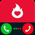 Free Calls For Tinder Prank icon