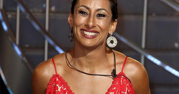 Saira Khan confirmed for Dancing On Ice