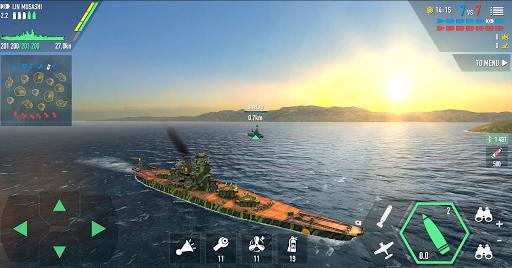 Battle of Warships: Naval Blitz 1.72.12 screenshots 19