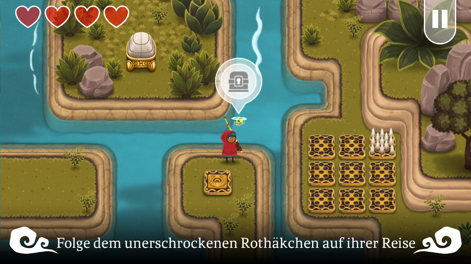 Die Legende des Skyfish – Screenshot
