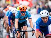Nathan Van Hooydonck naar het ziekenhuis na valpartij in vierde etappe Ronde van België