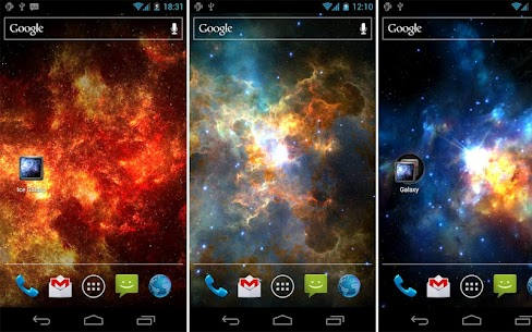 Galaxy Pack 1.9.6 Mod + Data for Android 3
