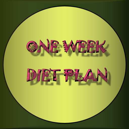 One Week Diet Plan