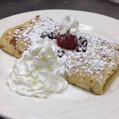 We specialized on Gluten Free Crepes&Paninis...Come try our delicious food in a cozy environment...