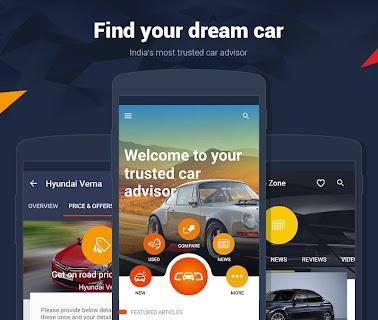 Cars India - Buy new, used car screenshot 00