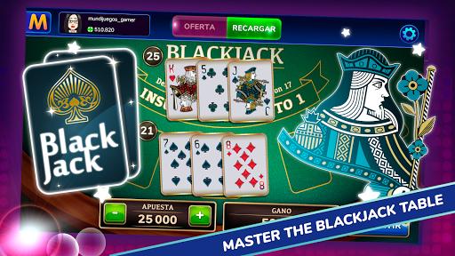 MundiGames - Slots, Bingo, Poker, Blackjack & more 1.7.16 screenshots 6