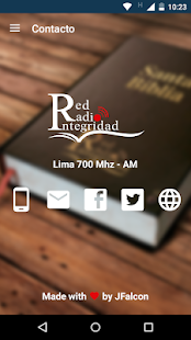 Red Radio Integridad- screenshot thumbnail