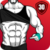 6 Pack in 30 Days - Abs Workout APK Icon