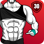 6 Pack in 30 Days - Abs Workout Icon