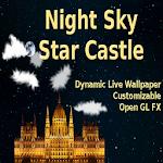 Night Sky Star Castle PREMIUM Icon