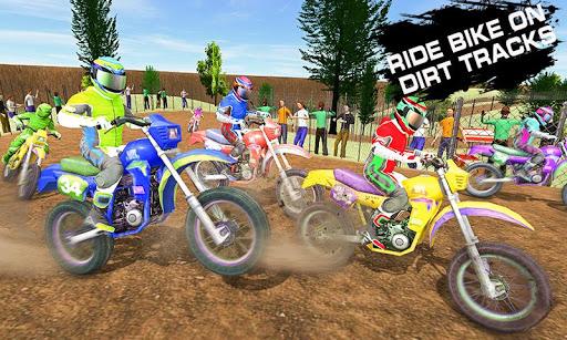 Dirt Track Racing 2019: Moto Racer Championship painmod.com screenshots 4