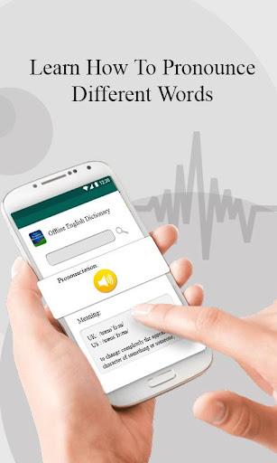 Offline English Dictionary  screenshots 2