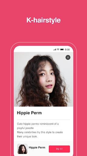 Hairfit screenshot 6