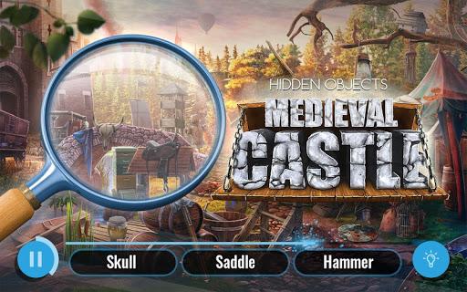Medieval Castle Escape Hidden Objects Game 3.01 screenshots 1