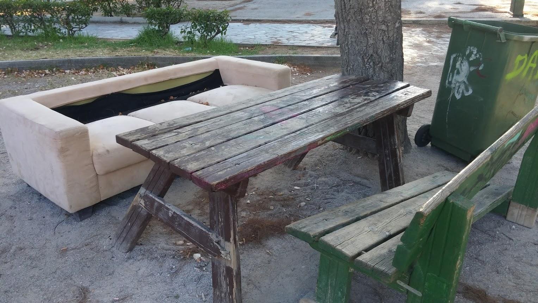 Το Βήμα του Δημότη: «ΧΥΤΑ το πάρκο Π. Γρηγορίου Ε' στη Ν. Κηφισιά»