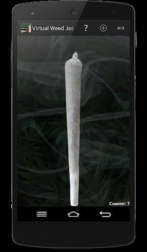 虛擬大麻吸煙