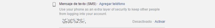 proteger una cuenta de facebook