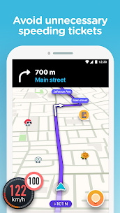 Waze GPS Mod Apk Latest Version (Unlocked) 4.60.0.5 3