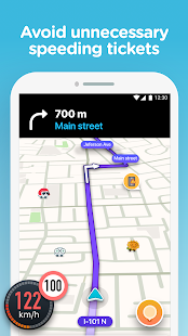 Waze - GPS, Maps, Traffic Alerts & Live Navigation - Apps on Google Play