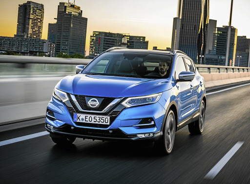 Nissan has given the Qashqai a more sporty and premium exterior look. Picture: MOTORPRESS
