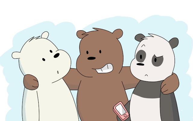 We Bare Bears Tab