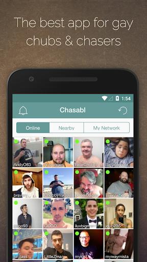 CHASABL: Gay Chubs & Chasers  screenshots 1