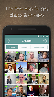 CHASABL: Gay Chubs & Chasers- screenshot thumbnail