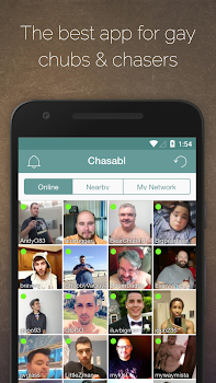 CHASABL: Gay Chubs and Chasers