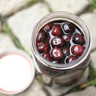 """""""Homemade Maraschino Cherries"""""""