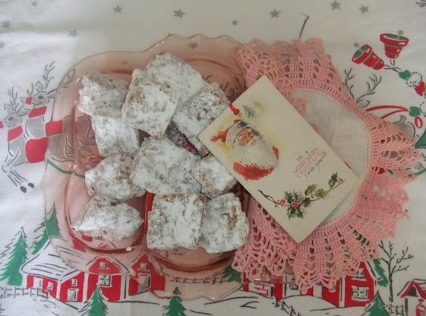 Holiday Fruity Squares Recipe