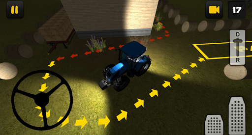 Night Tractor 3D: Hay Transport for PC