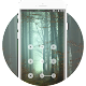 Download turquoise blue wood forest path tree lock theme For PC Windows and Mac