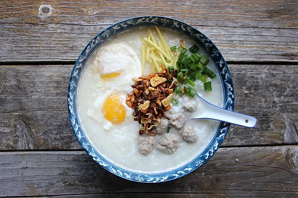 Classic Thai Congee
