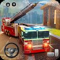 🚒 Rescue Fire Truck Simulator: 911 City Rescue icon