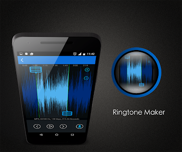 MP3 Cutter- screenshot thumbnail