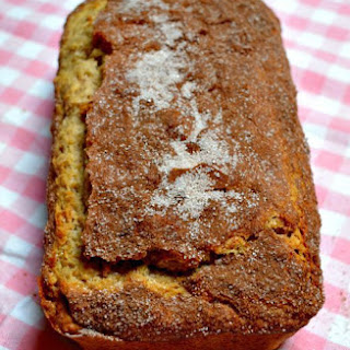 Banana Bread with Cinnamon Crunch