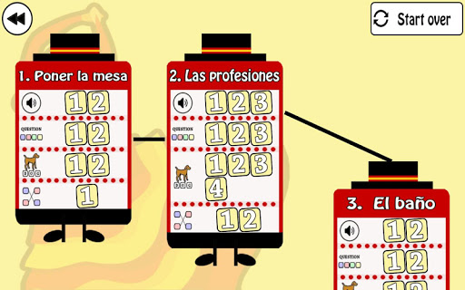 Learn Spanish by playing android2mod screenshots 2