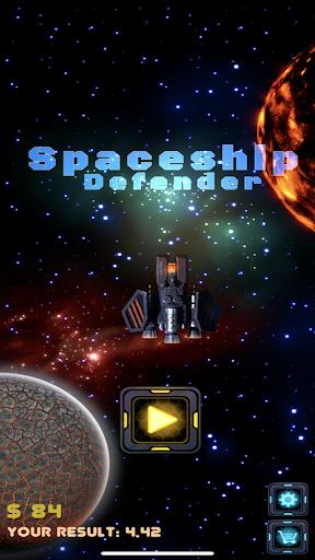 Spaceship Defender - space invaders spaceship game screenshot 6