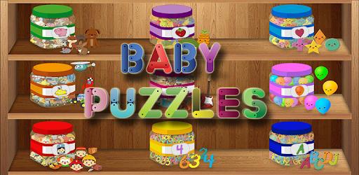 Приложения в Google Play – Детские <b>пазлы</b>